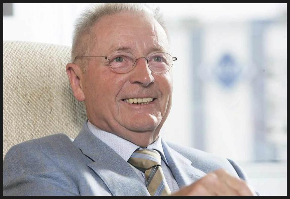 Heinrich Laumann, Gründer der VEKA AG