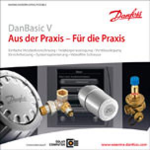 DanBasic V: Software für den hydraulischen Abgleich von Danfoss