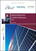 Marktübersicht CAFM-Software 2013