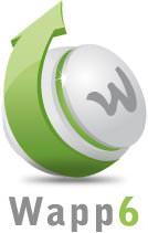 Wapp6 Logo