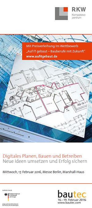 Digitales Planen, Bauen und Betreiben