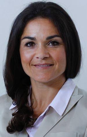 Dipl.-Ing. Laura Lammel,  Koopt. Mitglied des ZDB-Vorstands und stellvertretene Obermeisterin der Baugewerbe-Innung München