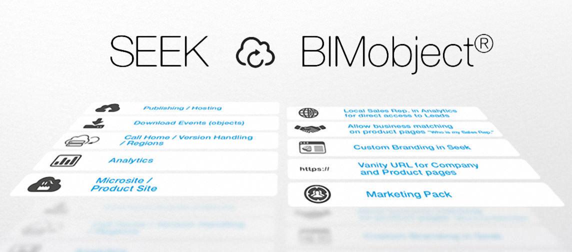 Autodesk Seek Geht An BIMobject