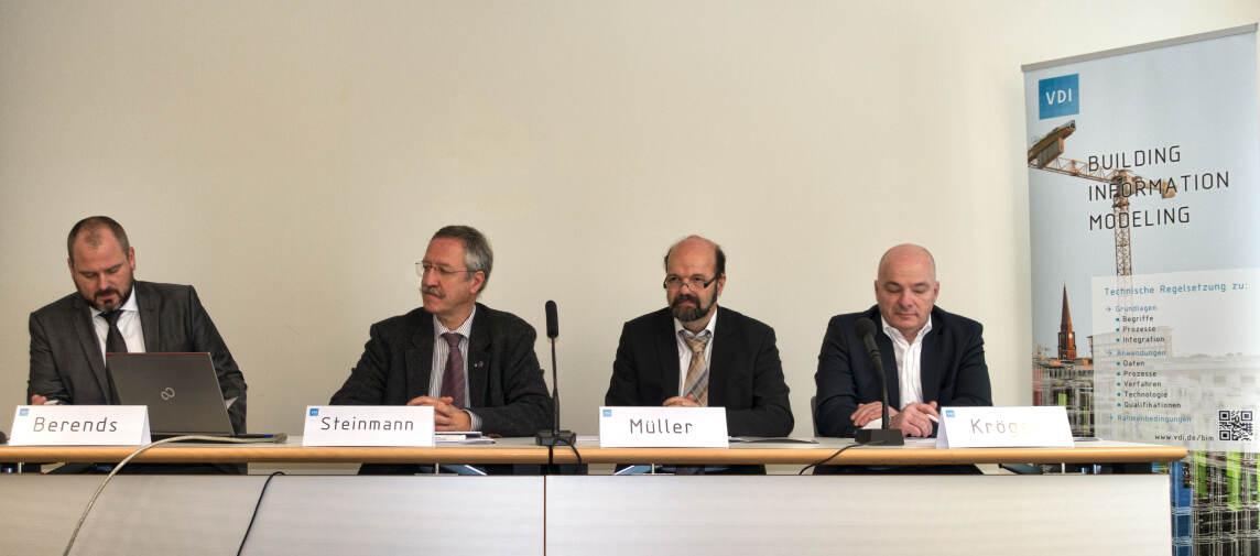 Building Information Modeling: Deutschland holt nach Fehlstart