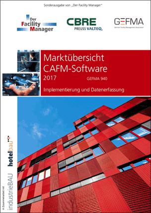 Marktübersicht CAFM-Software 2017