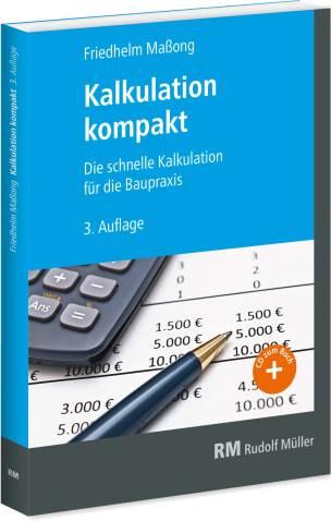 """3. Auflage von """"Kalkulation kompakt"""""""