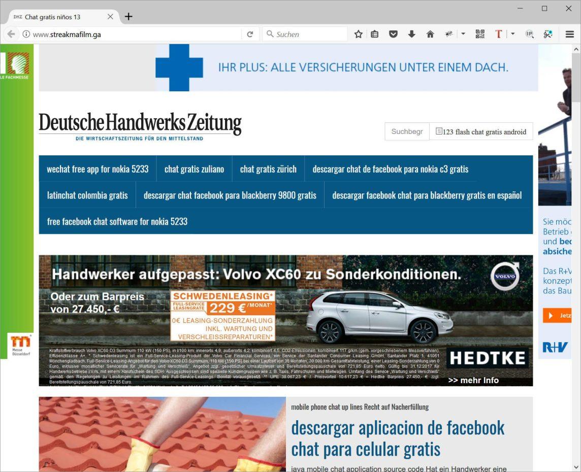streakmafilm.ga alias deutsche-handwerks-zeitung.de
