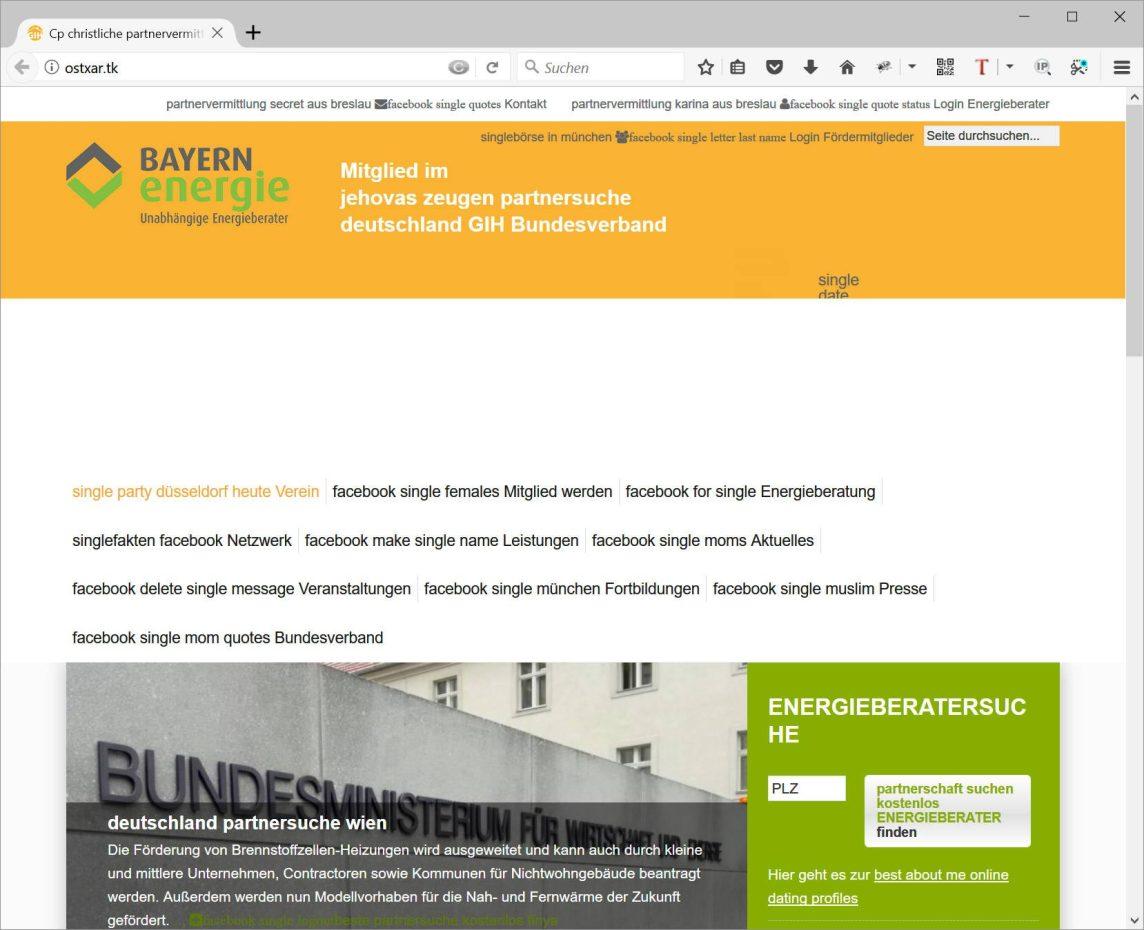 ostxar.tk alias bayernenergie.de