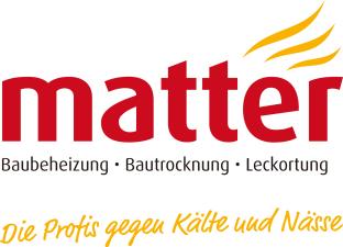 Bautrocknung matter GmbH