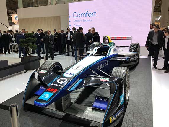 ABB sponsort Formula-E