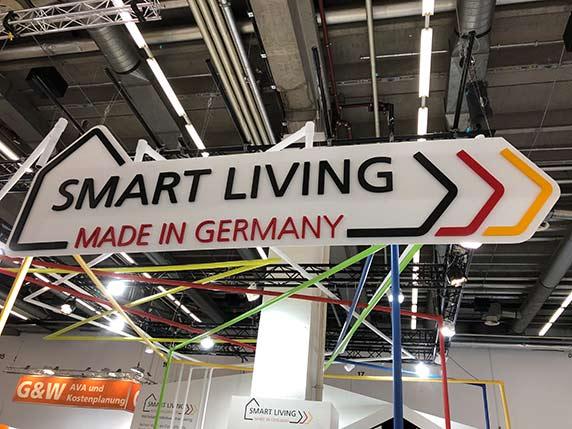 Smart Living muss immer noch erklärt werden.