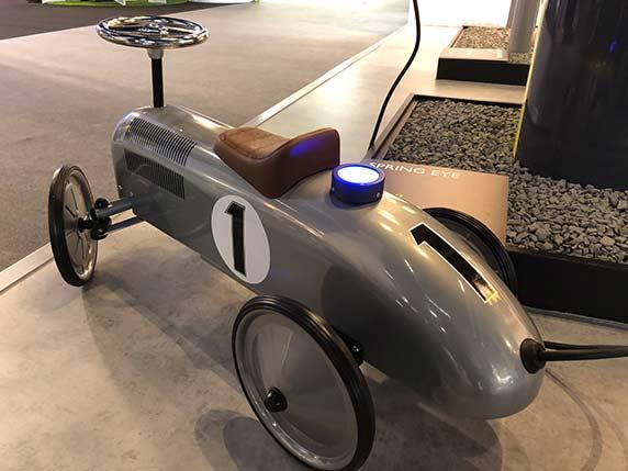 Beinahe vergessen: ein Bild zur Elektromobilität ... jetzt geht's nach Nürnberg.