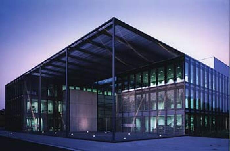 Braun Hauptverwaltung - Eingang