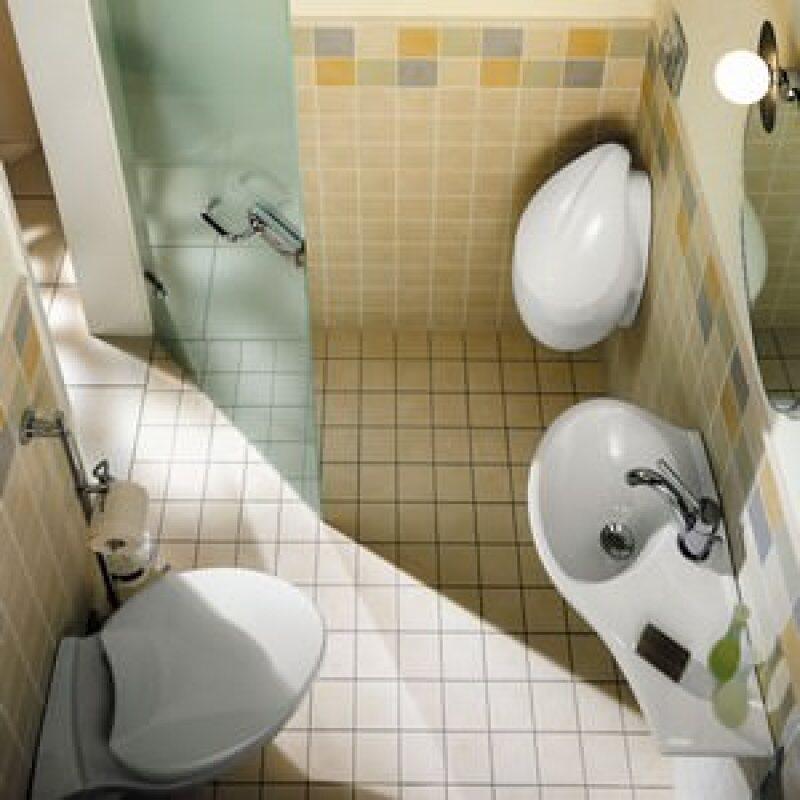 Kleinst-WC