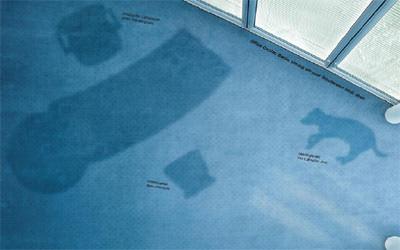 basf und luwoge pr sentieren sich mit breitem angebot auf der bau 2003 hochd mmend latent. Black Bedroom Furniture Sets. Home Design Ideas