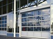 Industrietore, Hallentore, Sectionaltore, Schiebetor, Lichttor, Glasarchitektur, Schlupftüren
