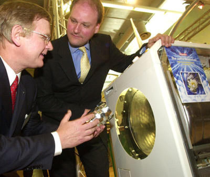 bionische Waschmaschinentrommel
