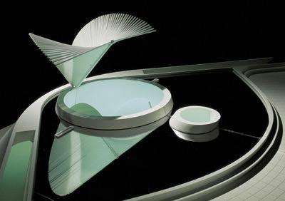 Santiago Calatrava, Calatrava-Sammlung, Calatrava, kunsthistorisches Museum, Wien, Bauwerke, Ausstellung, Bauten, Calatravas Arbeiten, Architektur, Architektur-Modelle, Architekturmodelle, Künstler, Bauingenieur, Gebäude