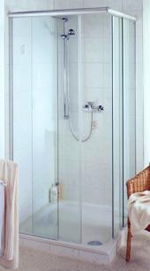 Glasduschen, Duschtrennwände, Duschwand