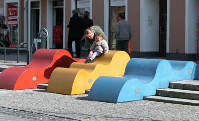 Lafarge Zement, Optacolor, farbiger Beton, Portlandzement, Hüttensand