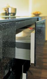 Arbeitsplatten, Küche, Cristalite, Cristalite-Platten