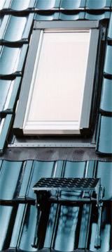 Dachausstieg, Dachausstiegsfenster, Dachfenster, Wohndachfenster, Isolierverglasung, Wärmedämmblock