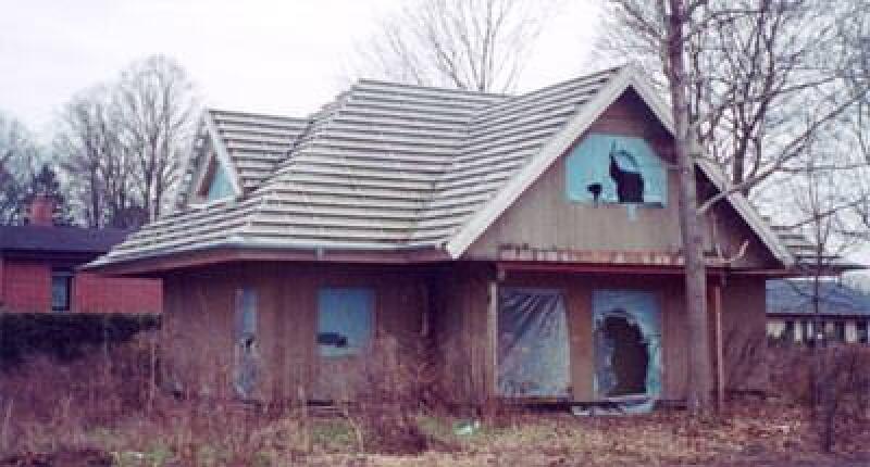 Bauschäden, Bauschaden, BlowerDoor-Test, Sachverständige, Verband der privaten Bauherren