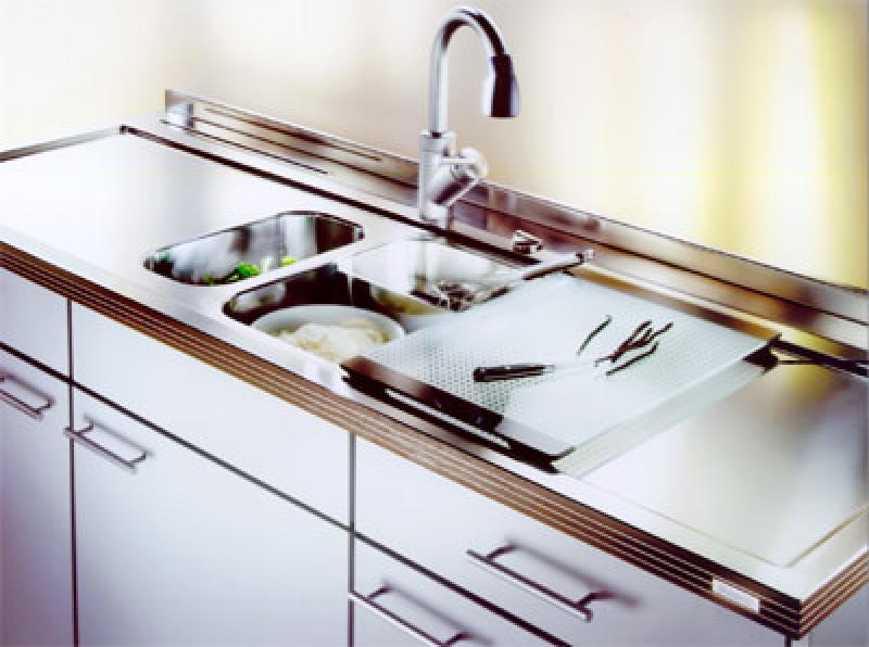 Küchen, Küchen-Architektur