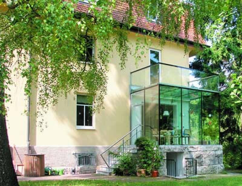 Wintergarten, Wintergartensystem, Glas, Belüftung, Beschattung, Heizung, Wintergartenkonstruktion, Wintergartenverglasung