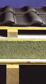 Aufsparren-Dämmsystem, Zwischensparrendämmung, Steildach