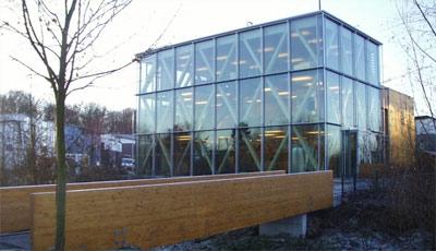 Demonstrationszentrum für Energie sparendes und ökologisches Bauen der  Handwerkskammer Münster (Paul Schnitker-Haus)