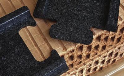 Das Ziegel Innenwand System Erleichtert Auch Den Späteren Innenausbau.  Geeignet Ist Das Ziegel Innenwand System Für Alle Leichten Nichttragenden  Trennwände ...