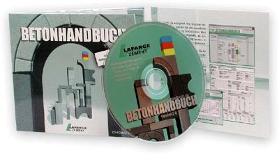 Betonbau, Beton, Betonhandbuch, Lafarge Zement, Betonmischungsberechnung, Betonentwurfsprogramm, Sieblinien, Betonmischung, Betonzuschläge, Betonzuschlagsstoffe