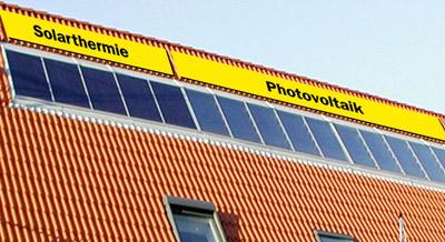 Solarstrom, Solarwärme, Solaranlage, Strom, Wärme, Flachkollektoren, Solarstrom-Module, Solaranlagen, Solarthermieanlagen, Photovoltaikanlagen, Solarthermie, Photovoltaik, Fotovoltaik, Fotovoltaikanlagen, Photovoltaik-Module, Solarstrommodule, Photovoltaik-Vorschaltgesetz, Solarstromanlagen