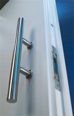 Türbeschlag, Türverriegelung, Haustüren, Wohnungstüren, Türrahmen, Verriegelung, Türdrücker, Profilzylinder