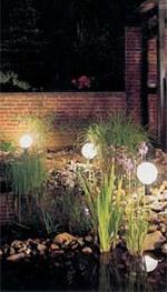 Gartenbeleuchtung, Schutzart, Beleuchtung im Garten, Schutzart-Kennziffer, Pollerleuchten, sprühwassergeschützt, spritzwassergeschützt, Unterwasserbeleuchtung