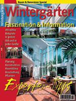 Wintergärten, Wintergarten-Fachverband, Belüftung, Verglasung, Holzkonstruktionen, Holz-Alu