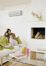 Inverter-Klimageräte, Inverter-Klimaanlagen, Kältetechnik,  Klimatechnik, Luftfeuchtigkeit, Mikrofilter, Pollenfilter