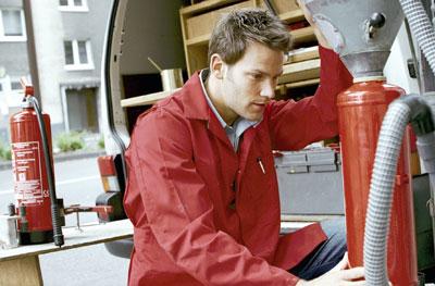 Brandschutz, Feuerlöscher, bvbf Bundesverband Brandschutz-Fachbetriebe e.V., Löschmittel, Treibmittel