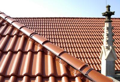 Neue dachziegel