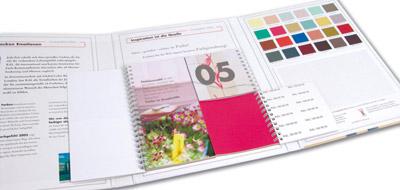 Farbgefühl 2005: RAL-Farben, Farbgefühl, Global Color Research, Farbgestaltung, Farbdarstellung, Farbkatalog