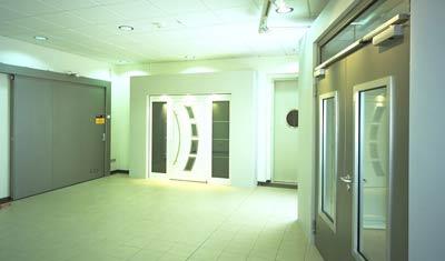erweitertes h rmann brandschutzzentrum in freisen. Black Bedroom Furniture Sets. Home Design Ideas