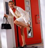 Haustür, Tür, Holz-Haustüren-Programm: Holzhaustüren, Holz-Alu-Fenster, Türen, Holz-Alu-Türen, cocooning, Eingangstür, Eingangstüren, Verriegelungssysteme