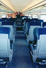 Teppichboden, Vorwerk Teppichwerke, Deutsche Bahn, ICE, Waggon, Vorwerk Q1, Qualitätsmanagement, Umweltmanagement, Eisenbahn-Waggons