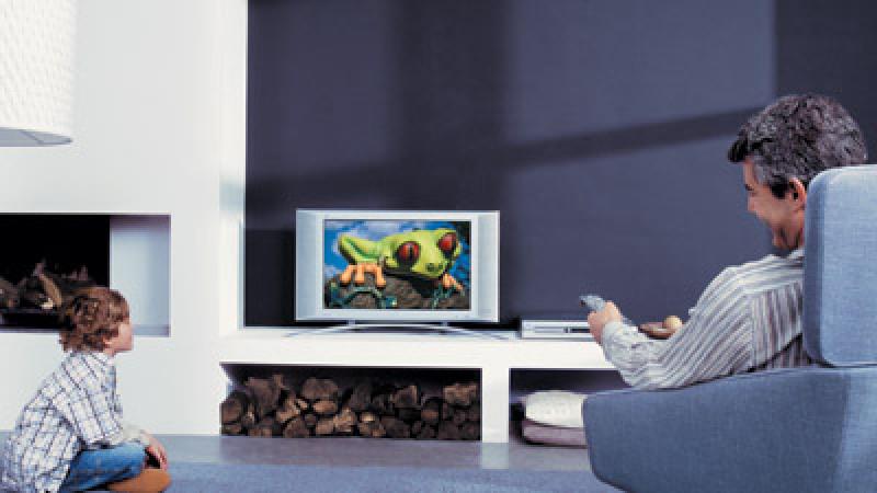 Fernseher om Heimkino-Bildformat
