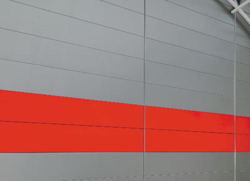 vorgehängte Aluminium-Fassade, Aluminiumfassade als Fassadenbekleidung
