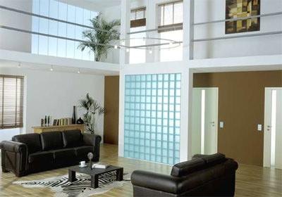 Neues solaris quicktech system f r die glassteinverlegung - Wand aus glasbausteinen ...
