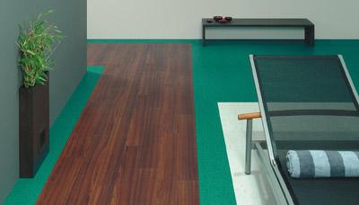 Fußboden Pvc Vinyl ~ Vinyl in prächtigen farben für den boden