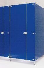 WC-Kabine, Toilettenanlage, Sanitärtrennwand aus Sicherheitsglas, keramischer Siebdruck, Toilettenanlagen, Umkleidekabine, Umkleideschrank, Sanitärtrennwände, Umkleideschränke, Umkleidekabine, Umkleidekabinen, Urinaltrennwände, Einscheiben-Sicherheitsglas, ESG, Urinaltrennwand, WC-Kabinen, Kleiderschränke, Urinaltrennwände