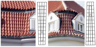 ziegel dachkeile f r komplexe dachgeometrien form dachziegel f r dachrundungen dachkeile und. Black Bedroom Furniture Sets. Home Design Ideas